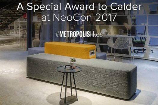 Koleksiyon Recognized for Innovative Product Design at NeoCon 2017