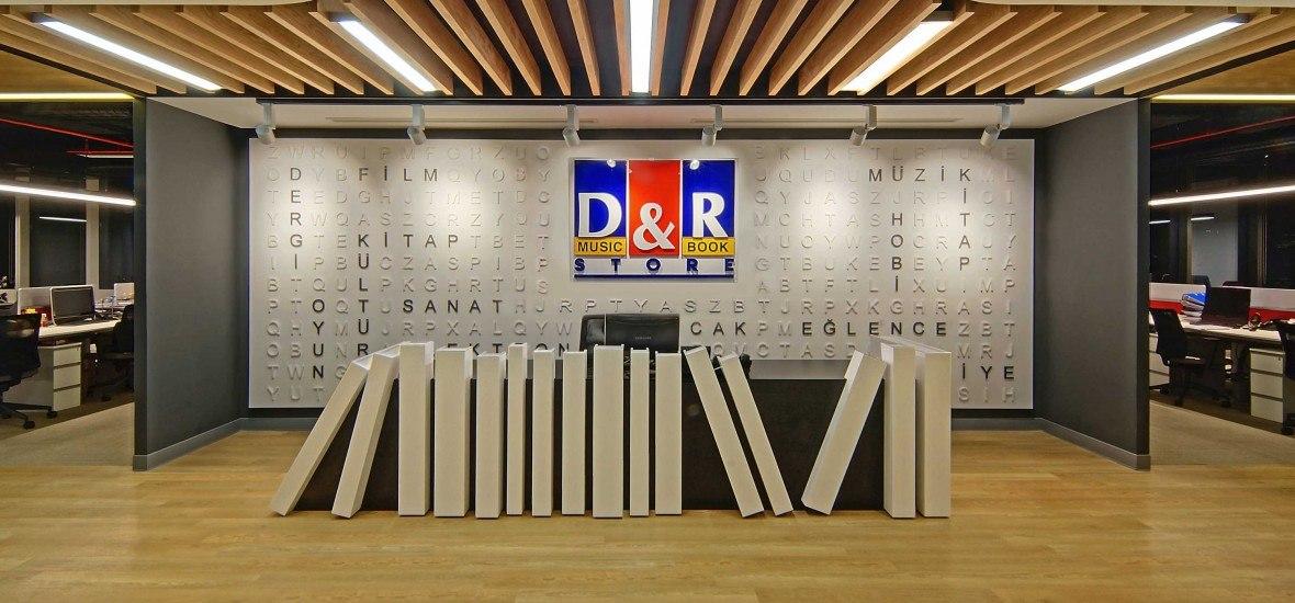 D&R Genel Müdürlük