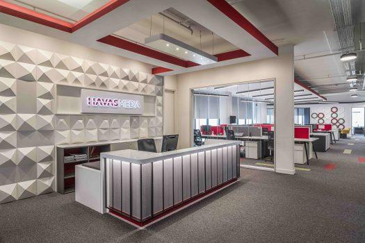 Havas Media Yeni Ofisi İçin Koleksiyon'u Tercih Etti