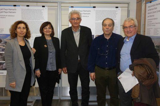Cafer Bozkurt Mimari Proje Sergisi İstanbul'da Açıldı