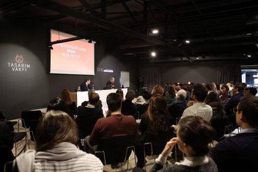 Koleksiyon & Tasarım Vakfı'nın Konferans ve Yeni Sergi Açılışı Gerçekleşti
