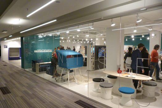 Koleksiyon'un Yeni Nesil Ofisleri Amerika'da Görücüye Çıktı
