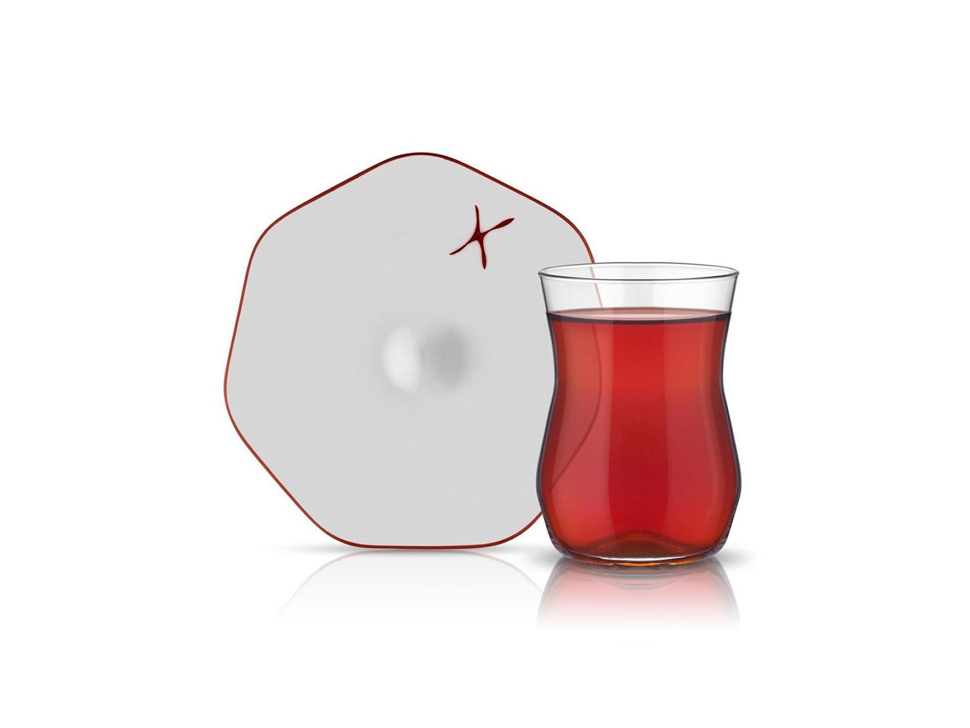Mislina Çay Bardağı